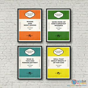 Oolon Culluphid set of 4 books - Hitch hikers guide to the galaxy - book cover