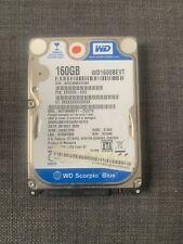 Western Digital WD1600BEVT 160GB Hard Drive