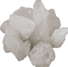 Alum-Aluminium Potassium Sulphate Skin Whiten Tighten-Minimise Hair Growth 40 g