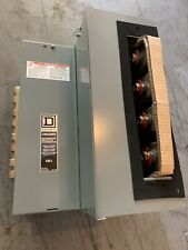 Ezm3Corner Square D Ez Meter Pak Bussed Corner Section 1200Amp 3Ph 4W New!