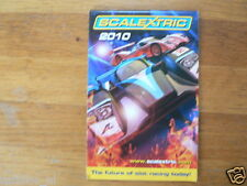 SCALEXTRIC CATALOGUE ISSUE 2010 JAMES BOND 007 ASTON MARTIN DB5,BRAWN GP,TOP GEA