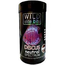 WILD Elite Bits- Discus NEUTRAL Spectrum- Fish Food - 30 gm - Exp- 12 / 2018