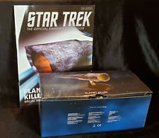 STAR TREK EAGLEMOSS : PLANET KILLER w/ MAGAZINE & BOX !!