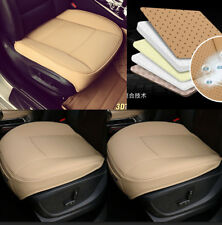 1x Universal PU Leather Auto Car Seat Cover Protector Full Surround Seat Cushion