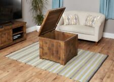 Baumhaus Wooden Living Room Coffee Tables