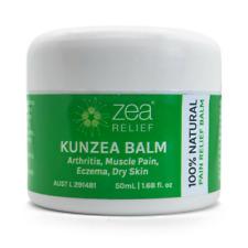 Pain Relief Cream - Zea Relief Kunzea Balm