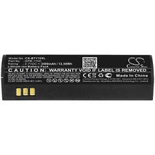 Batterie 3400mAh type GPB-1700 Pour Globalsat GSP-1700 Satellite Phone