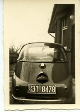 BMW ISETTA-Vintage
