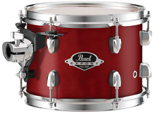 """Pearl Export 8""""x7"""" Add - On Tom Pack - Smokey Chrome"""