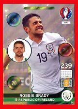 EURO FRANCE 2016 -Adrenalyn Panini- Card n. 295 - BRADY IRELAND - One to Watch