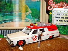HOT WHEELS 1990 CADILLAC HEARSE ECTO 1 GHOST BUSTER'S LIMITED EDITION 1/64 2016