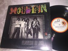 MOUNTAIN - FLOWERS OF EVIL - VINTAGE WINDFALL RECORDS ROCK LP
