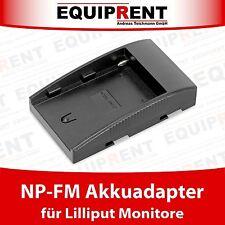 Lilliput Akkuadapter für Sony NP-FM Akku und Lilliput Monitore (EQD03)