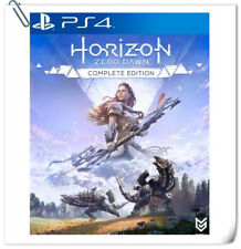 PS4 Horizon Zero Dawn Complete Edition ENG / 中英文合版 Sony SCE Action RPG Games