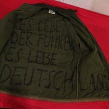 Vintage GERMAN ARMY MILITARY COAT jacket size L