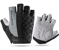 Half Finger Gloves Shockproof Breathable Gloves for Cycling Biking Climbing New