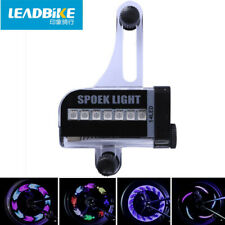 Leadbike Bicycle Accessories 14 LED for Changes 30 Spoke Tire Signal Light Wheel