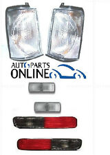 LAND ROVER DISCOVERY 2 FRONT SIDE & REAR CLEAR INDICATOR LIGHT LAMP KIT- D2LK01