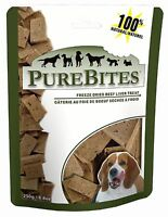 PureBites® Freeze Dried Beef Liver Dog Treat 8.8oz / 250g