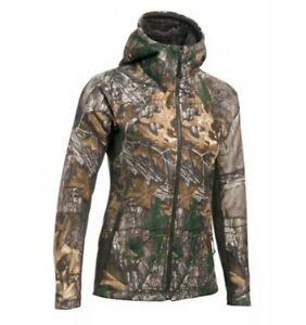 Under Armour Stealth Hunting Mid Season Hoodie Women's XL 1282690-947 NEW $160