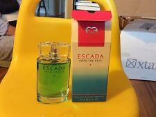 Vintage Perfume Woman ESCADA INTO THE BLUE EDP 75ML 2.5FL.OZ FOR WOMEN VERY RARE