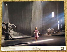 EDWARD SCISSORHANDS Original Lobby Card TIM BURTON Johnny Depp DIANNE WIEST