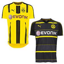 Unisex-Kinder-Borussia Dortmund Fußball-Trikots von deutschen Vereinen