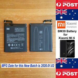 GENUINE Xiaomi Mi 6 Battery  BM39  3350mAh Good Quality - Local Seller