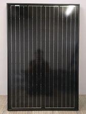 Top Quality 100w Solar Panel MonoCrystalline high efficiency Caravan Boats Motor