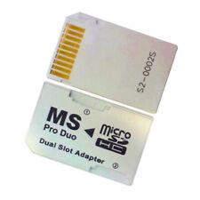 Produo Auf Micro SD(HC) Adaptador - Dual Zócalo F. Psp