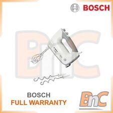 Electric Hand Mixer BOSCH MFQ 36400 5 Speeds Whisk 450W White Gray Handheld