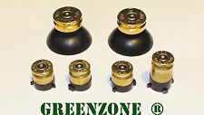GreenZone ® XBOX ONE Controller 1 in ottone 9mm BULLET pulsanti Abxy + pollici KIT MOD