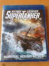 Super Tanker (Blu-ray Disc, 2013) BRAND NEW FACTORY SEALED