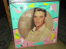 "ELVIS PRESLEY-JANIS MARTIN- 1985 12"" Picture Disc NCH PD 1085 - NEW UNPLAYED"