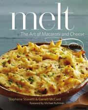 Melt: The Art of Macaroni and Cheese - Acceptable - Stiavetti, Stephanie - Hardc
