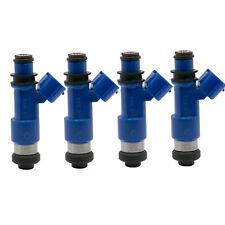 4x Dark Blue 565cc Fuel Injector 16611-AA720 For Subaru WRX / STI 2.5L NEW
