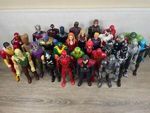 "Marvel Avengers Titan Hero Series Action Figures 12"" U Pick Quick FREE Shipping"
