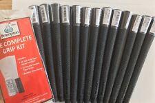 10 X Lamkin UTX Cord Grey Genuine Golf Grip Midsize