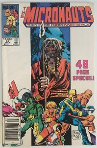Micronauts #57 (March 1984, Marvel)