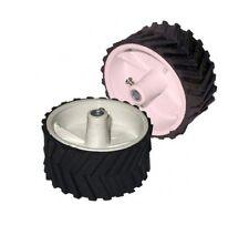 7cm x 4cm Robotic Wheel DIY for DC Gear motor x 2pcs