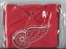 2007-08 Upper Deck Hockey Mini Jersey Collection HENRIK ZETTERBERG Red Wings