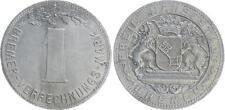 1 Verrechnungs Mark 1924 Nebengebiete / Bremen Bremen offizielles Notgeld