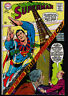 1968 DC Superman #208 FN- 1969 Superman #219 VG #500 FN+