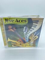 The Jive Aces-Recipe for Rhythm (US IMPORT) CD Like New