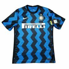 Nike 2020/21 Inter Milan Home Men's Soccer Jersey -  Blue Spark/White, Size M (CD4240-414)