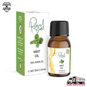 RIGEL- 100% Herbal PepperMint Oil | Oil For Skin, Hair & Beauty Treatment - 30ml