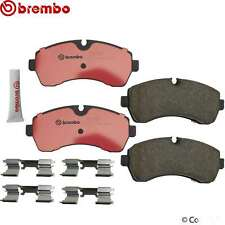 For Dodge Mercedes Sprinter 3500 Brake Pad Set Ceramic Front 3.0L Brembo P50059N