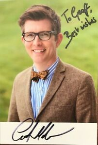 Gareth Malone OBE, Hand signed autographed photograph with COA