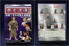 Furuta Rekishiroman Miyamoto Musashi  Samurai COMPLETE SET + Exclusive Mailaway
