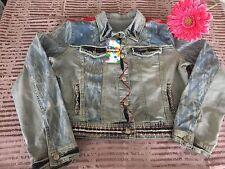 DESIGUAL Jeans JACKE  GR. 42 Super schön Neu